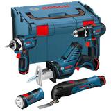 Bosch 12V Monsterkit 1 Verktygspaket