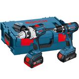 Bosch GSR 18 VE-2-LI  GSR 18-2-LI Verktygspaket