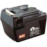 MAX 25,2V Li-Ion-batteri