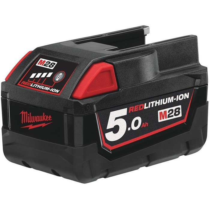 Milwaukee M28 B5 Li-Ion batteri 50Ah