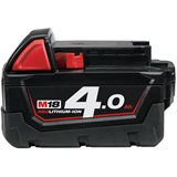 Milwaukee M18 B4 18V Li-Ion batteri