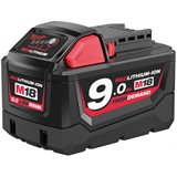 Milwaukee M18 B9 18V Li-Ion-batteri
