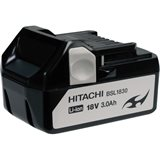 Hitachi BSL1830 18V Li-Ion batteri