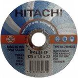 Hitachi Stål-serien Kappskive