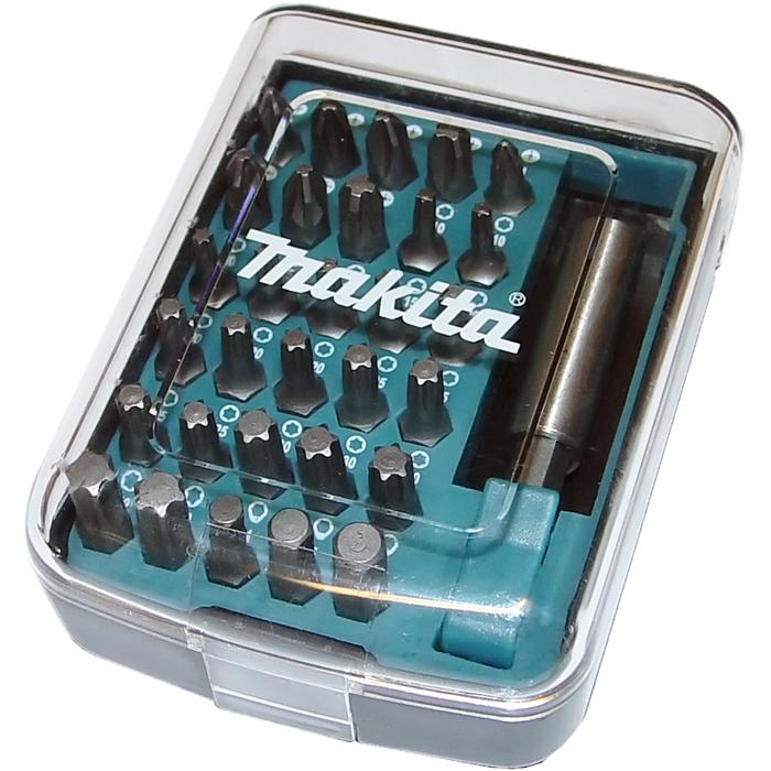 Makita D-34936 Bitssett 31 deler