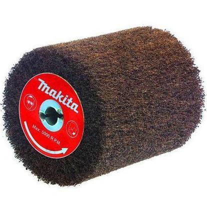 Makita Strukturborste fleece