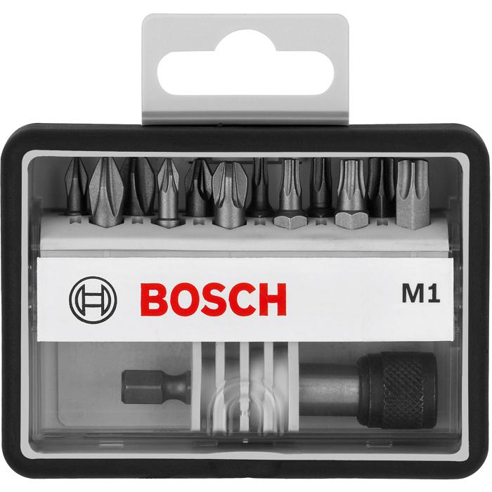 Bosch M1 Bitssett 12 deler