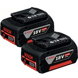 Bosch GBA 18 Li-Ion batteri