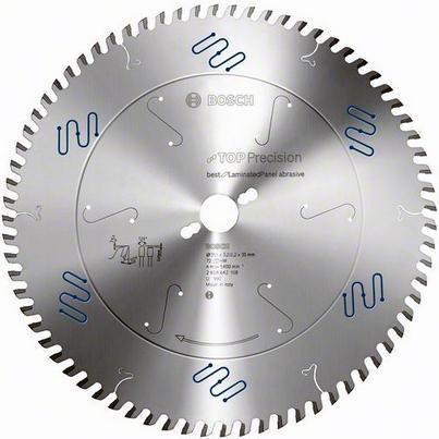 Bosch 2608642104 Top Precision Best for Laminated Panel Sågklinga 48T