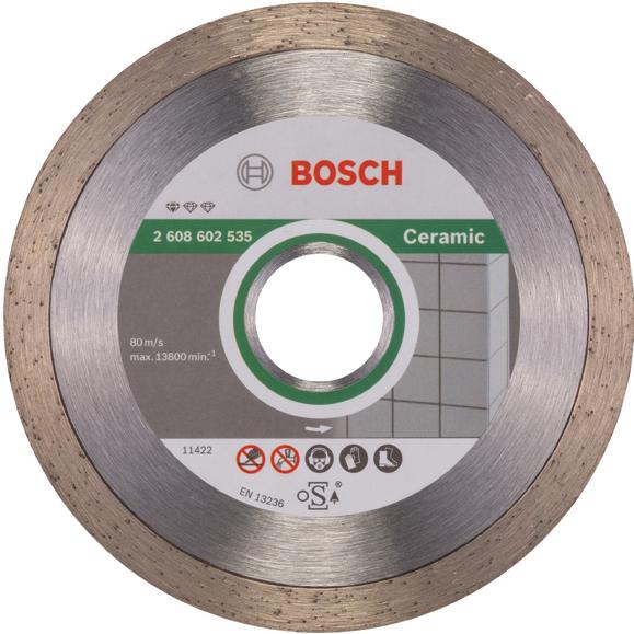 Bosch Standard for Ceramic Diamantkapskiva 115x2223mm 1-pack