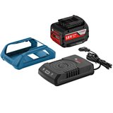 Bosch GAL 1830 W  GBA 18V Laddpaket Wireless