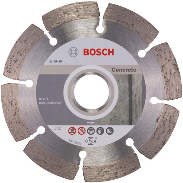 Bosch Standard for Concrete Diamantkapskiva