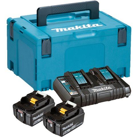 Makita 197629-2 Laddpaket