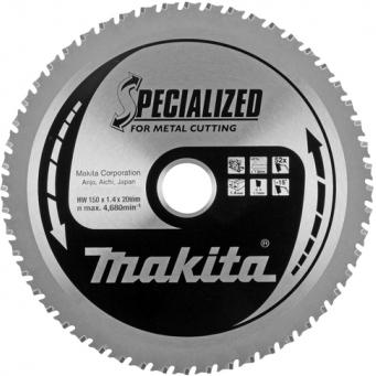 Makita B-47167 Sågklinga 52T