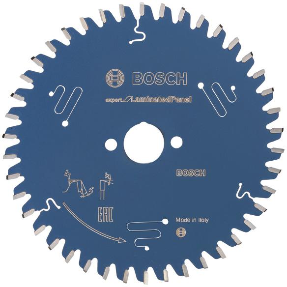 Bosch 2608644126 Expert for Laminated Panel Sågklinga 42T