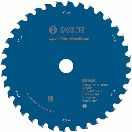 Bosch 2608644289 Expert for Stainless Steel Sågklinga 36T