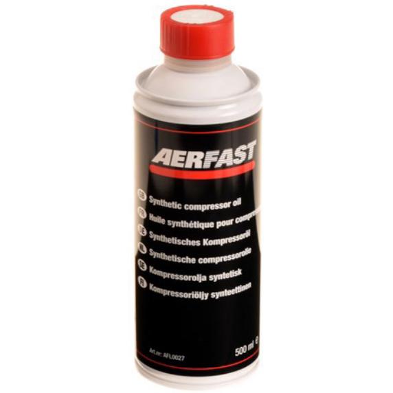 Bilde av Aerfast Afl0027 Kompressorolje 500 Ml