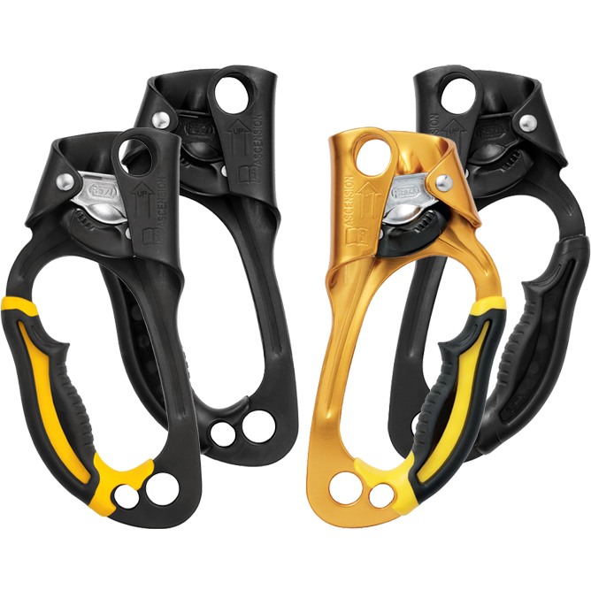 Petzl Ascension Pro Repklämma
