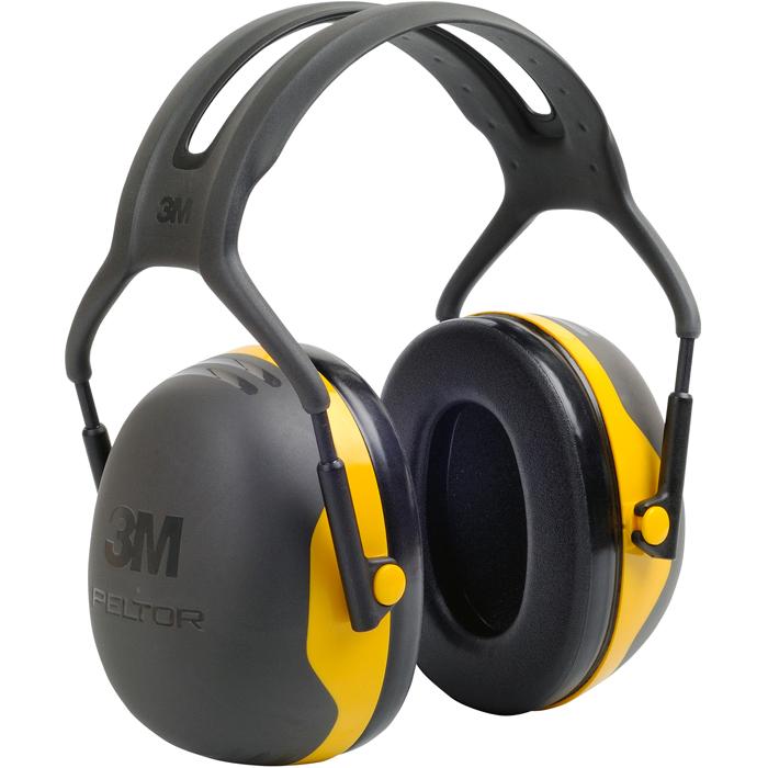 3M Peltor X-series Hörselskydd X2A Hjässbygel