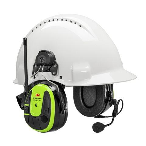 Icke gamla 3M Peltor WS Alert XPI Hörselskydd Bluetooth med hjälmfäste SX-27