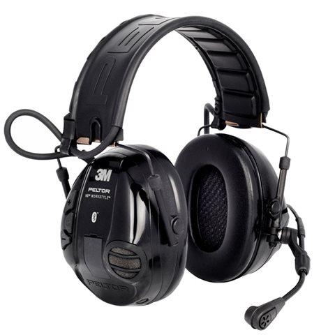 Splitter nya 3M Peltor WS Workstyle Hörselskydd Bluetooth med hjässbygel OV-16