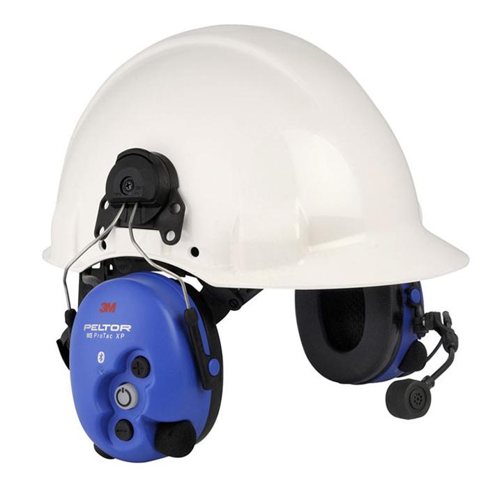 3M Peltor WS ProTac XP EX Hörselskydd med hjälmfäste