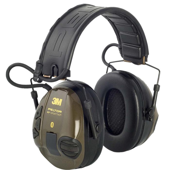 3M Peltor WS SportTac Light Hörselskydd Bluetooth