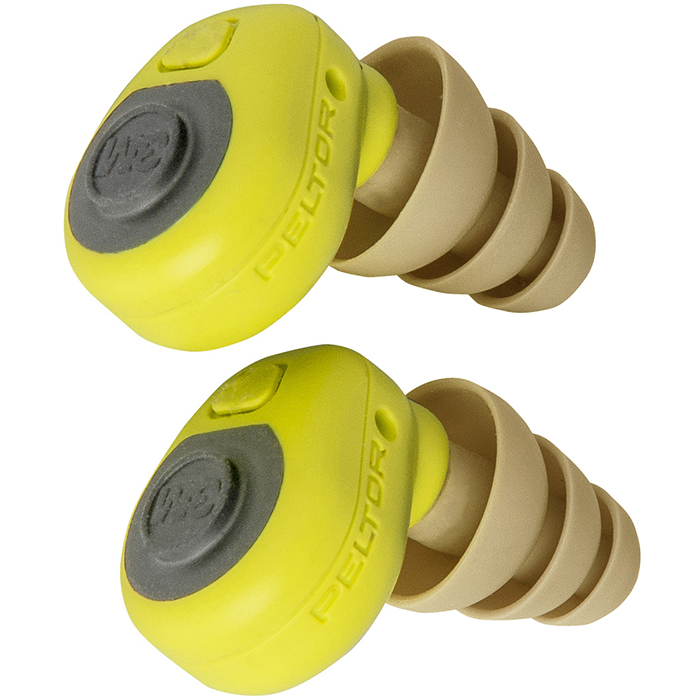3M Peltor LEP-200 EU Level Dependent Earplug Öronproppar