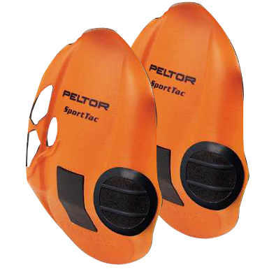3M Peltor Skal till SportTac Orange
