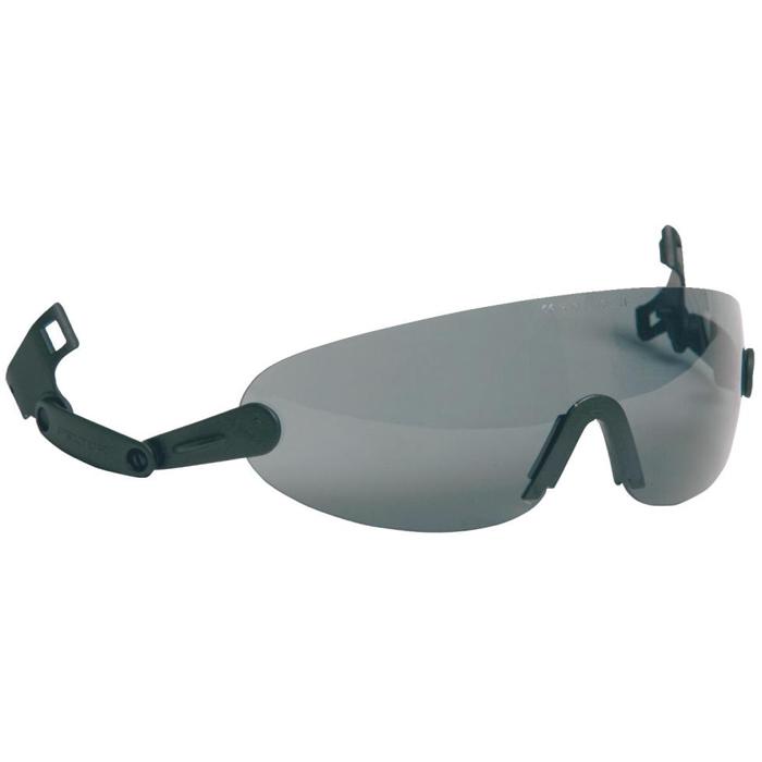 3M V6B Ögonskydd Integrerat Grå lins