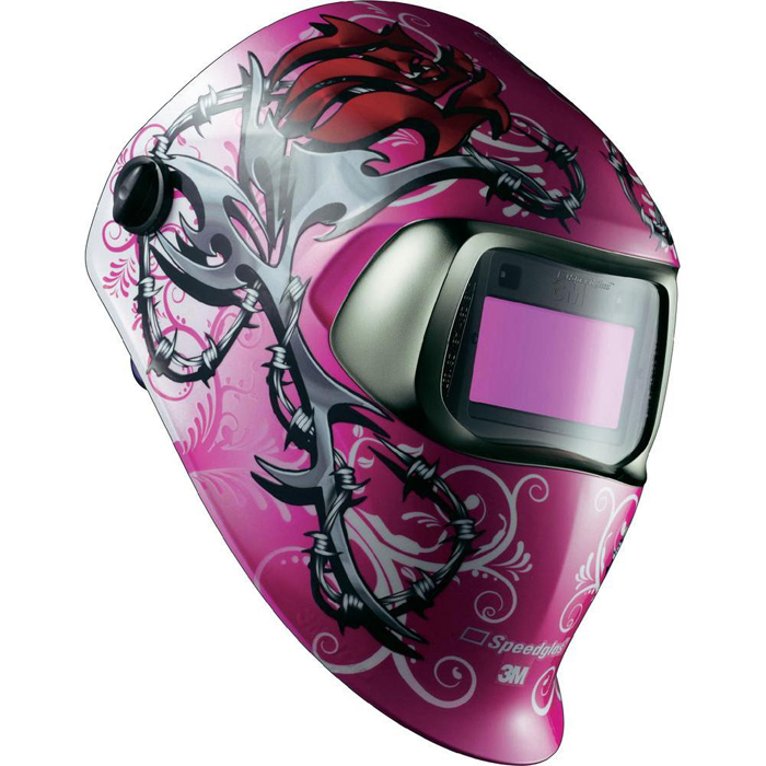 3M Speedglas Wild and Pink 100V Svetshjälm