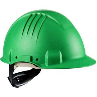 3M G3501 Skyddshjälm Grön