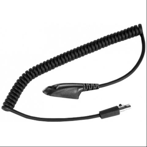 3M Peltor FL6U-63 FLEX-kabel till Motorola Mototrbo portabla enheter
