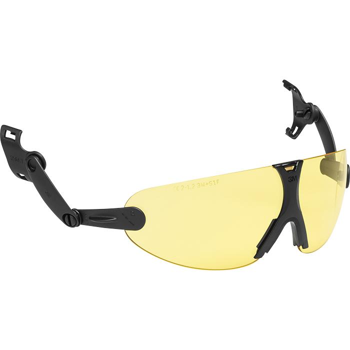 3M Peltor V9A Ögonskydd integrerat gul lins
