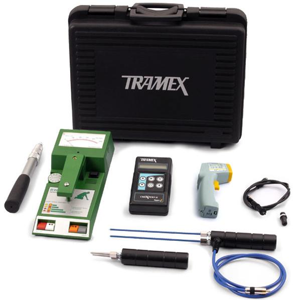 Tramex Fuktmätarkit nr 8 – För tak