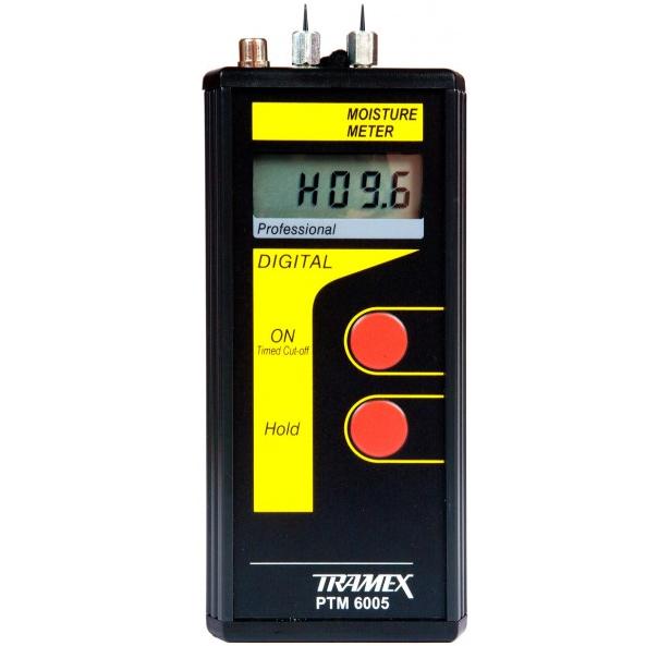 Tramex PTM Fuktmätare utan tillbehör