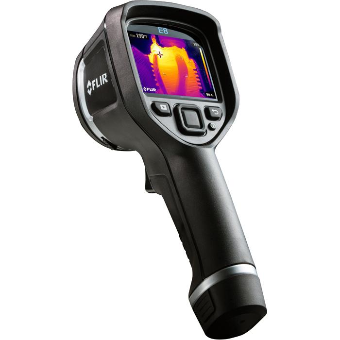 Flir E8 Värmekamera med WiFi