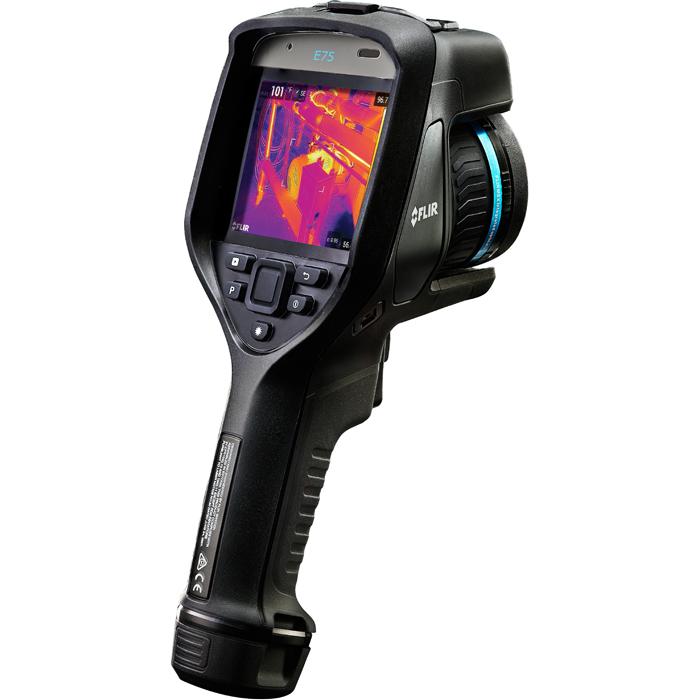 Flir E75 Värmekamera med WiFi och lins (24º)