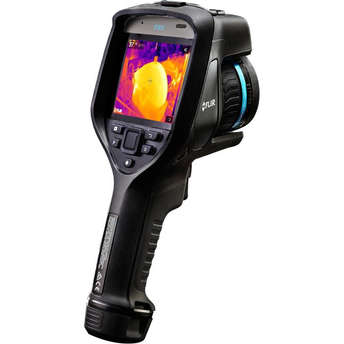 Flir E85 Värmekamera med WiFi och lins (24º + 42º)