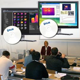 Flir Kurs i programvaran FLIR Tools och FLIR Reporter