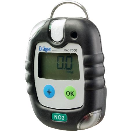 Dräger Pac 7000 En-gasmätare Kvävedioxid (NO2)