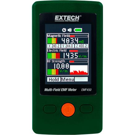Extech EMF450 Magnetfältsmätare