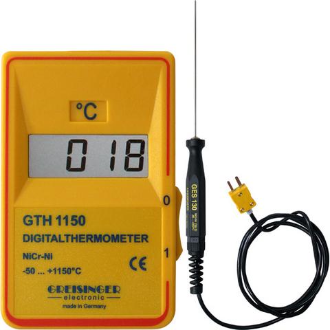 Greisinger GTH 1150 Termometer - Proffsmagasinet.se 28d0e960e057b