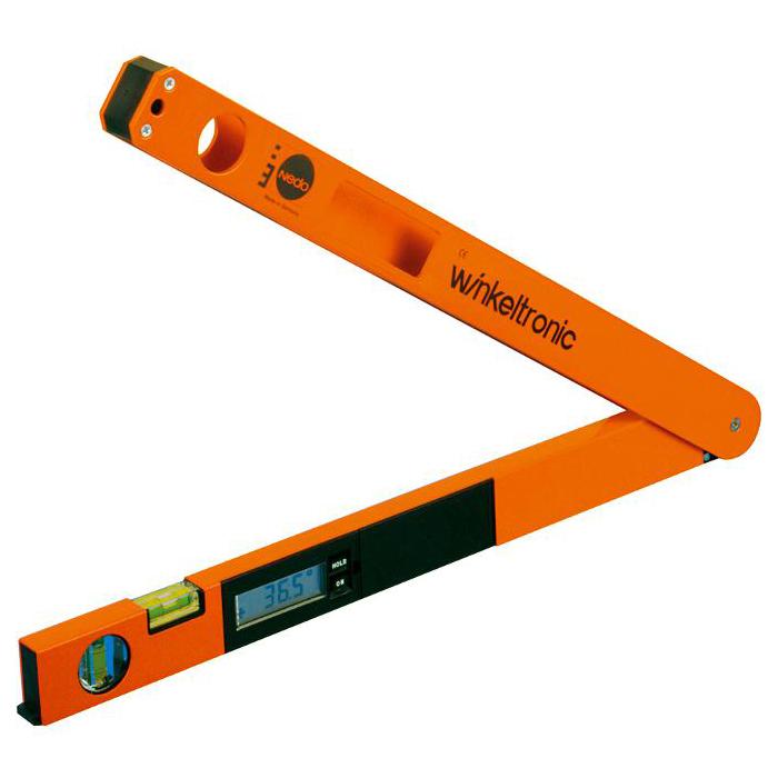 Nedo Winkeltronic Digital vinkelmätare 450 mm