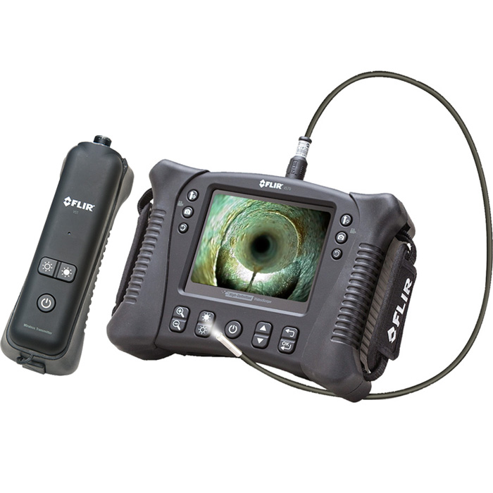 Flir VS70 Videoskop med kamerasond VSC80-1R Trådlös sändare VST