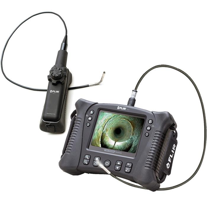Flir VS70 Videoskop med kamerasond VSC80-1R Trådad kamerasond VSA2-1