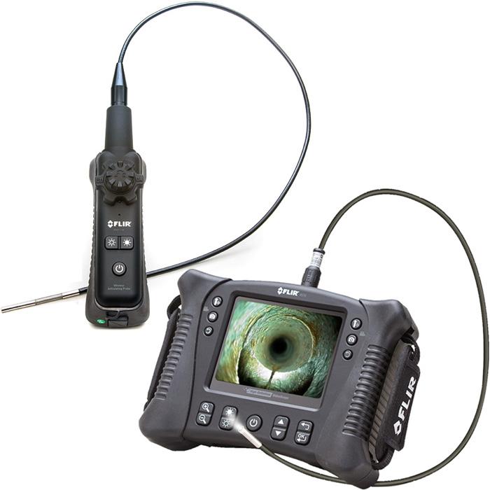 Flir VS70 Videoskop med kamerasond VSC80-1R Trådlös kamerasond VSA2-1-W