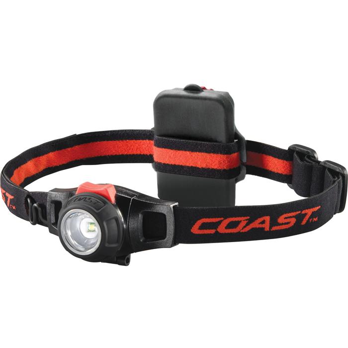 Coast HL7-R Pannlampa