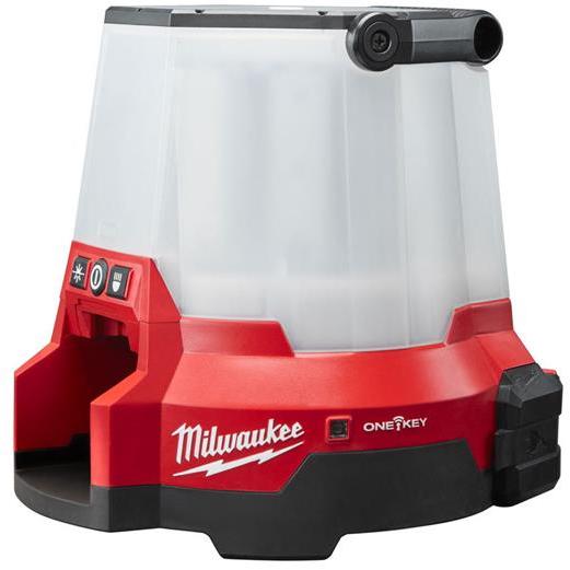 Milwaukee M18 ONESLSP-0 Arbetslampa utan batterier och laddare