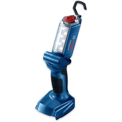 Bosch GLI 18V-300 Arbetslampa utan batterier och laddare